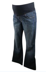 Buffalo David Button Pink x Plus Maternity Jeans (Size 31)