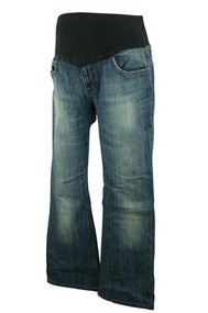 Marvi Boot Cut Maternity Jeans (Gently Used - Size X-Small Petite)