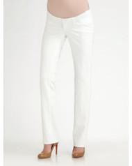 White J Brand Straight Let Maternity Jeans (Gently Used - Size 32)