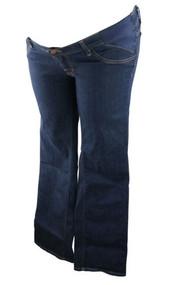 J Brand Maternity Dark Wash Polish Jeans (Like New - Size 31)