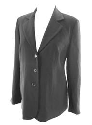 Black Mimi Maternity Blazer Jacket (Gently Used - Size Medium)