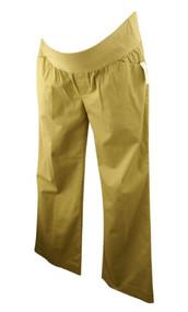 *New* GAP Maternity Khaki by GAP Maternity Wide Leg Maternity Pants (Size 6)