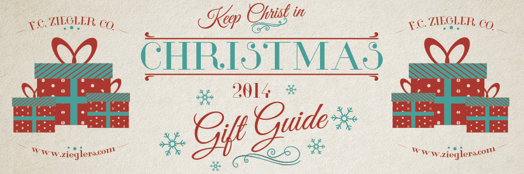 Zieglers Keep Christ In Christmas Christmas Shopping Guide