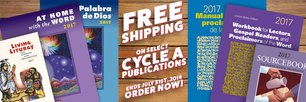 Free Shipping when buy At Home With the word Work Book For Lectors and other Cycle A Publication