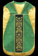 Chasuble Roman Fiddleback - Style ALBR02