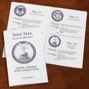 Jesse Tree Booklet By Carolyn Altstadt Advent With Activities For Coming Of Christ AB73101