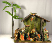 "9 Piece Traditional Nativity Set with Stable 23"" MAR6091102"