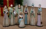 Nativity 11-15 inch