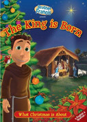 DVD Brother Francis in The King Is Born HERBF07