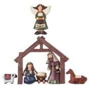 Magnetic Nativity Set for Children