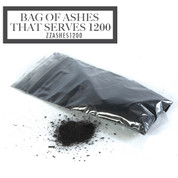 Buy Ashes For Ash Wednesday in a bag that serves 1200 ZZASHES1200