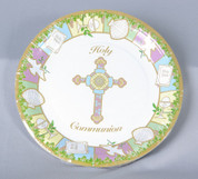 Paper Plates | Cross Size 9"