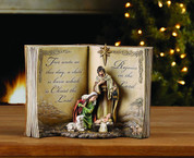 Holy Family - Nativity Figurine in Bible Style NAP44999
