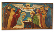 Nativity Scene Wall Art