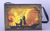Ornament - Shepherds and Lamb Lighted Style OWX46593C
