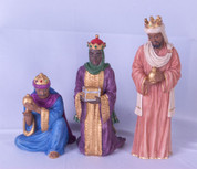 Nativity Characters - African American Three Kings Style UT19001