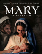 Mary of Nazareth DVD about The Life of Mary with  Alissa Jung As Mary Written by Francesco Arlanch Directed by Giacomo Campiotti 153 Minutes 2014 IGMONAM
