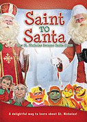 DVD - Saint to Santa Leaning about St Nicholas