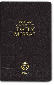 Roman Catholic Daily Missal - 1962