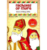 Book - Nicholas of Myra: Giver of Many Gifts