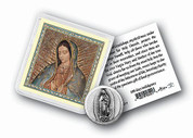 Our Lady of Guadalupe Pocket Coin Style HI968217