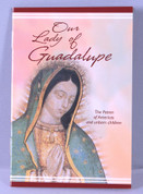 Our Lady of Guadalupe Prayer Book - 11500GU
