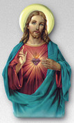Magnet - Sacred Heart of Jesus Style FAR15C02