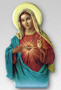 Magnet - Immaculate Heart of Mary Style FAR15C52