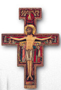 Magnet - San Damiano Cross Style FAR15G41