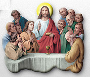 Magnet - Last Supper Style FAR15J20