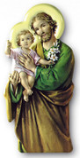 Magnet - St Joseph and Child Style FAR15S40