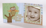 Baby Owl Photo Frame - Style RO60813