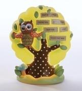 Baby Owl Nightlight - Style RO60818