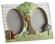 Baby Owl Photo Frame - Style RO60827