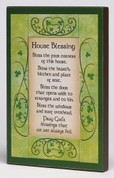 Irish House Blessing - Style RO65467