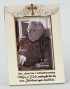Memorial Photo Frame - Style RO64393