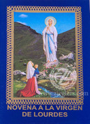 Our Lady of Lourdes Spanish Novena prayer booklet