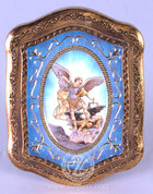 Guilded Frame of St Michael the Archangel - Style FAR1286S53