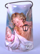 Ceramic Tile with Guardian Angel - Style FAR2203A01
