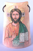 Ceramic Tile with Christ the Teacher - Style FAR2203I99