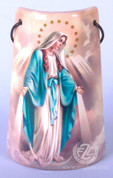 Ceramic Tile with Our Lady of Grace - Style FAR2203M01
