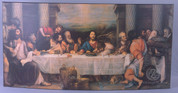 Concave Plaque of the Last Supper - Style FAR1292/J28