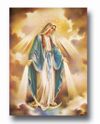 Poster of Our Lady of Grace - Style HI192123