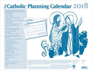2018 the catholic planning calendar ltpc18
