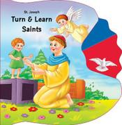Turn & Learn Saints - Style CB90222