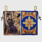 Rosary Case Nativity of Christ - Style ALITIP14