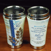 Blessed Is He Travel Tumbler - Style AB56332T