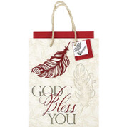 Gift Bag God Bless You - Style DIGB4009