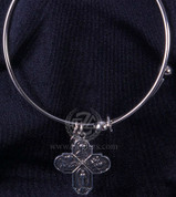 Bracelet with 4 Way Medal - Style CTPRB199S