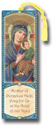 Bookmark of Our Lady of Perpetual Help - Style HIB6208